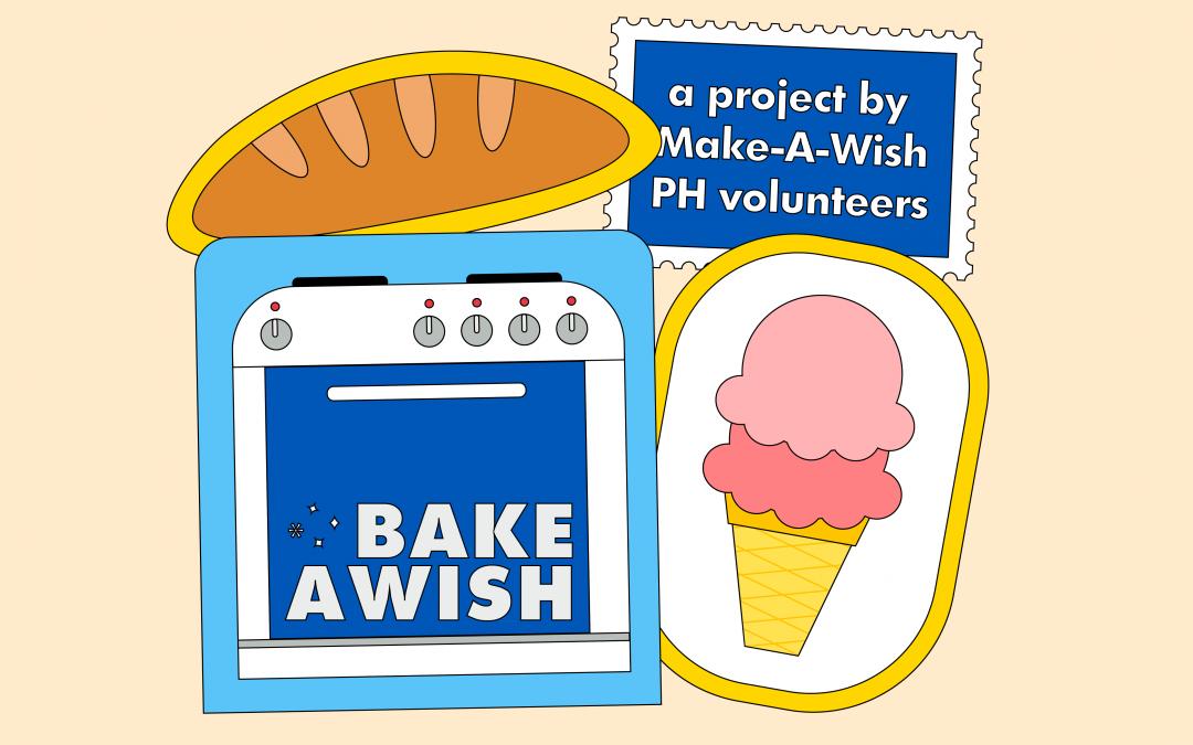 Bake A Wish – fundraising bake sale!