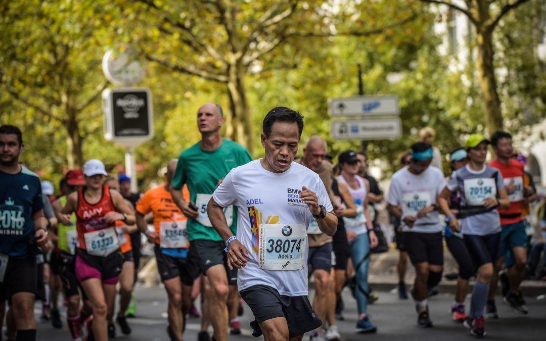 Adel: I Run for Hope and Health