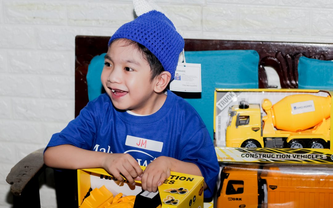 Building A Child's Wish: JM's Wish Story