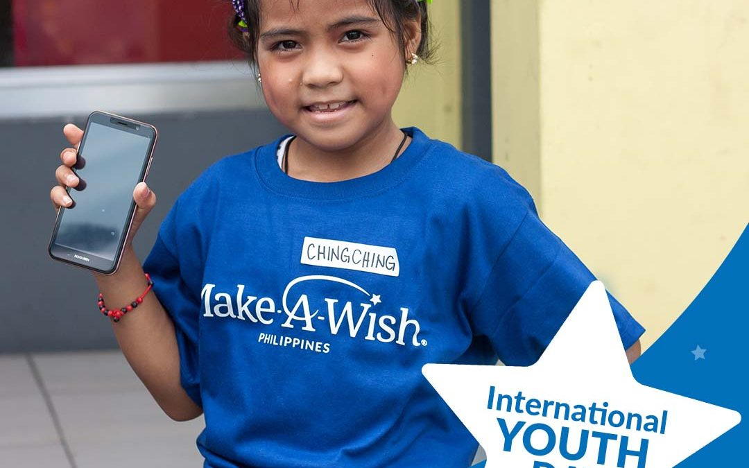 Wishes Granted: Gadgets Give Hope