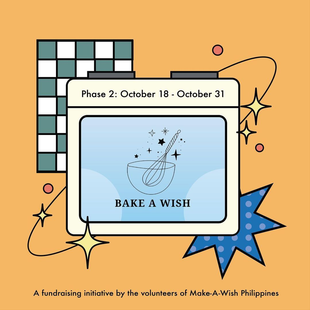 Bake A Wish Continues On!