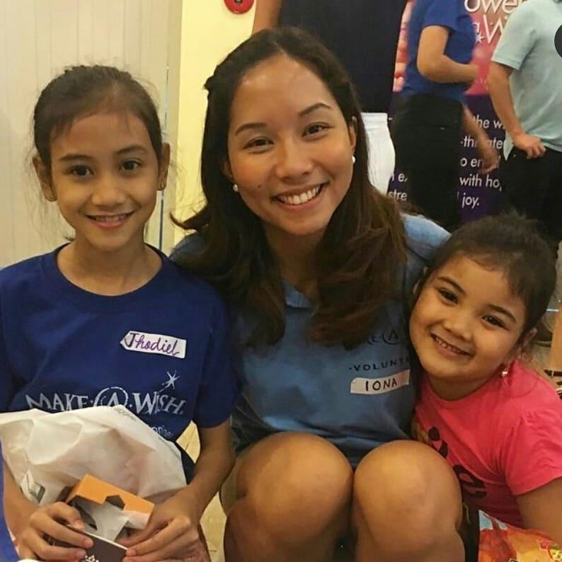 Why I Volunteer: Iona's Story