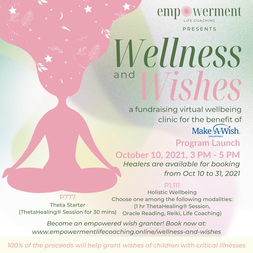 Wellness And Wishes: Healers Create Hope